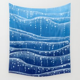 Ocean Waves Wall Tapestry