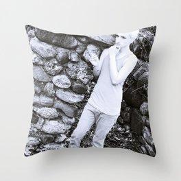 Matthew Decker Official Throw Pillow