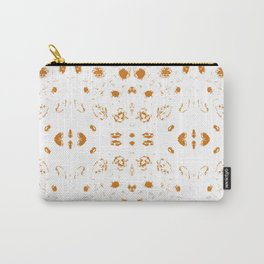 Perentie F by Chrissy Wild Carry-All Pouch