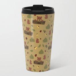 Bears and Beetles  Travel Mug