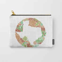Texas Forever - Earth Carry-All Pouch