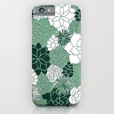 Desert Garden Slim Case iPhone 6s