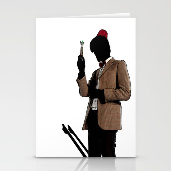 Doctor 11... Stationery Cards