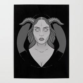 Occult Girl Poster