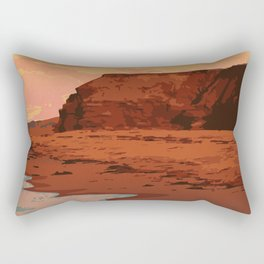 Prince Edward Island National Park Rectangular Pillow