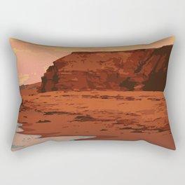 Prince Edward Island National Park Rectangular Pillow