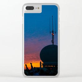 Capturing Colors Clear iPhone Case