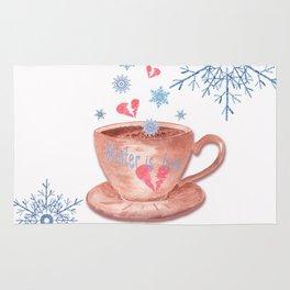 Love Winter Rug