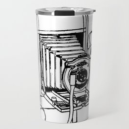 Camera. Travel Mug