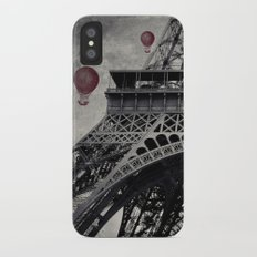 Come fly with me iPhone X Slim Case