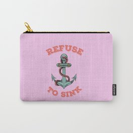 Anchor tattoo Carry-All Pouch