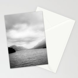 Foggy Landscape Stationery Cards