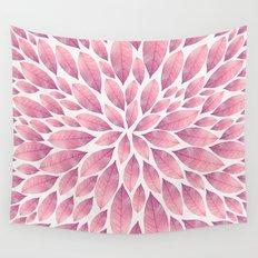Petal Burst #10 Wall Tapestry