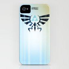 The Legend of Zelda - Hyrule Rising Poster Slim Case iPhone (4, 4s)