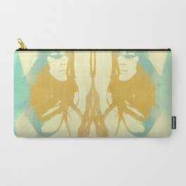 Monica Bellucci x 2 Carry-All Pouch