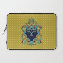 Polka Lotus : Antilope Laptop Sleeve