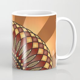 Inspiration Mandala - מנדלה השראה Coffee Mug