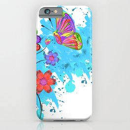 Season of Colors iPhone Case