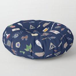 Harry Pattern Night Floor Pillow