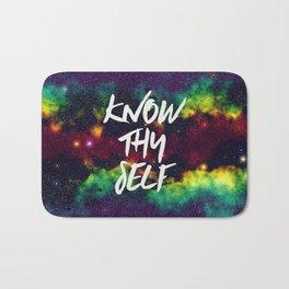 Know Thy Self Bath Mat