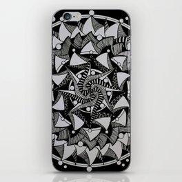 Mandala 004 iPhone Skin
