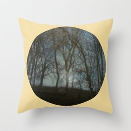 Landscape # 2. Throw Pillow