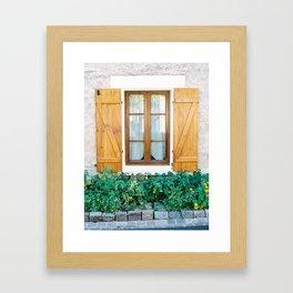 Giverny, France Framed Art Print