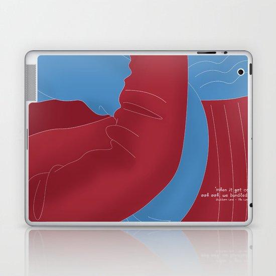 Let's Cuddle Laptop & iPad Skin