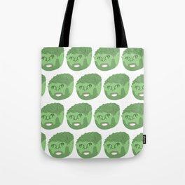FMC Portrait Pattern Tote Bag