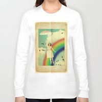 dorothy Long Sleeve T-shirts featuring Dorothy by Tami Cudahy