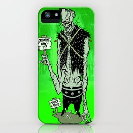 GRUESOME ISNT IT iPhone Case