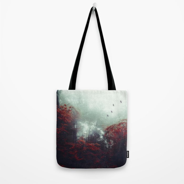 Barrier - enchanted forest Tote Bag