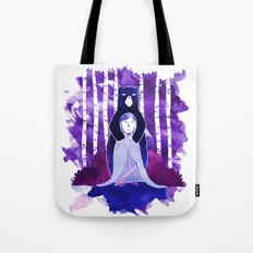 The Bear and the Maiden Fair! Tote Bag