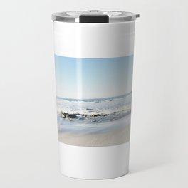 Peace of Sea Travel Mug