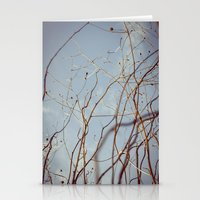 brown Stationery Cards featuring brown by Diego Zambrana