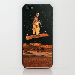 In Light Of Near Expression iPhone Skin