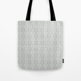 Imported Pattern Tote Bag