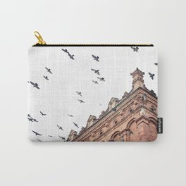 Citys Bird Sanctuary Carry-All Pouch