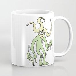 Creature 2 Coffee Mug