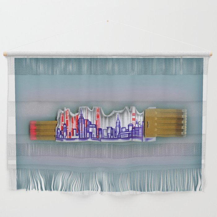 NYC Wall Hanging