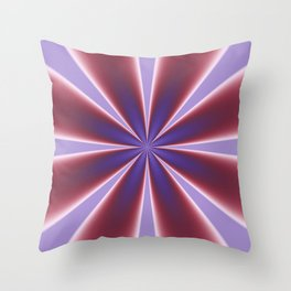 Pinch Gradient in DPA 01 Throw Pillow