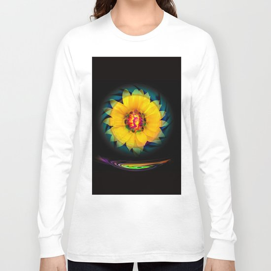Sunflower Love Long Sleeve T-shirt