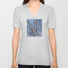 Land and Seascapes Unisex V-Neck