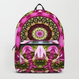 Spring blossoms 2.0, Nature Mandala Backpack