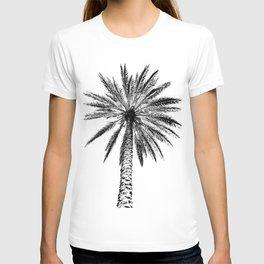 Palm Monochrome T-shirt
