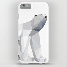 Polar bear Slim Case iPhone 6 Plus