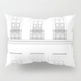 Brazil Facade Pillow Sham