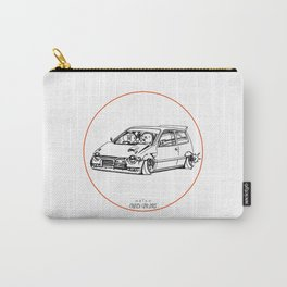 Crazy Car Art 0211 Carry-All Pouch