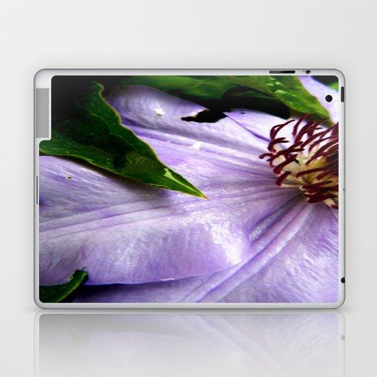 Raindrops on Roses Laptop & iPad Skin