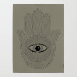 HAND PROTECTION Poster